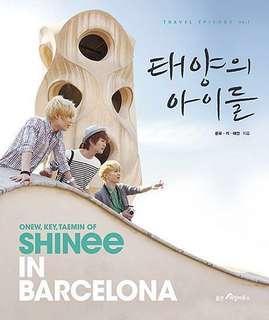 SHINee In Barcelona: Children of the Sun