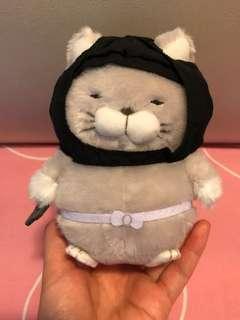 Amuse 黑豆貓忍者貓饅頭貓
