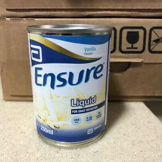 $1.70 Abbott Ensure Liquid Vanilla