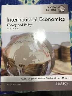 International Economics Theory and Policy- Tenth Edition