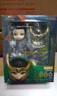 全新 日版 Good Smile Company Nendoroid 866 Marvel Thor Battle Royal Edition Loki 洛基