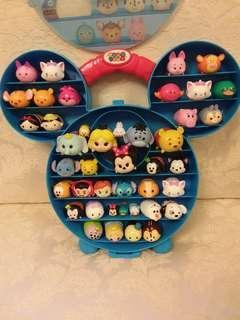 Disney Tsum Tsum鎖匙扣,公仔