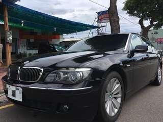 2007年 BMW 740LI 一手車