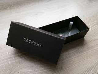 Tag Heuer spectacles box and part