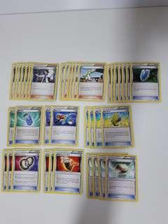 Cheap Pokemon xy trainer cards