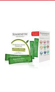 Kinohimitsu Bio-Booster / Probiotics with Prebiotic