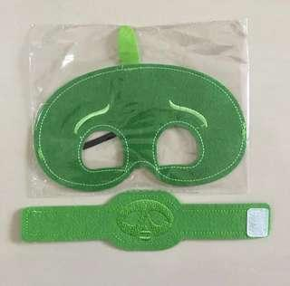 Gekko masks n wristband clearance