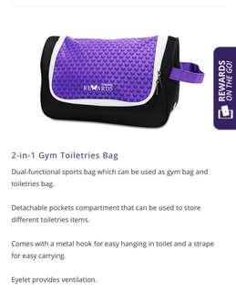be2f82fecb4 gym bag   Travel Accessories   Carousell Singapore