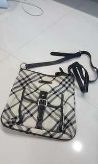 Burberry Blue series Sling Bag from Tokyo