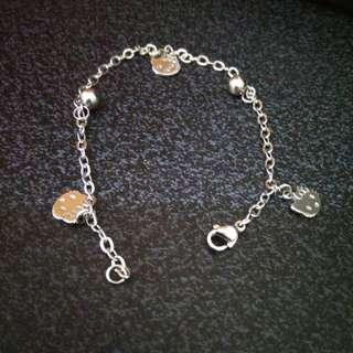 Hello Kitty Bracelet Non tarnish