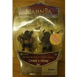 Chronicles of Narnia Action Figure - Otmin's Army #3x100