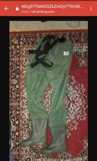 SHAKESPEARE WADERS SIZE 7 BRAND NEW