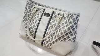 Patrick Cox Handbag - white