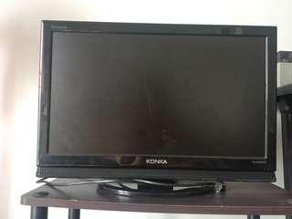 "Konka 24"" TV"