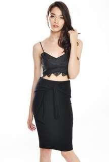 *Riverfront Tie Skirt*