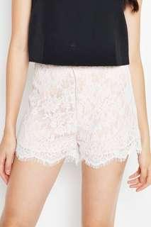 Chantilly Lace Shorts