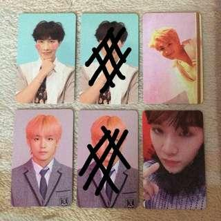 WTS/WTT BTS LY Answer Photocard
