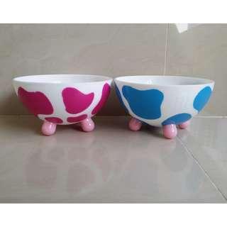 Small Bowl (Cow print/pattern)