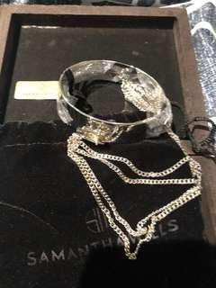 Samantha Wills bracelet / cuff *new*