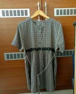 Mini dress ibu hamil