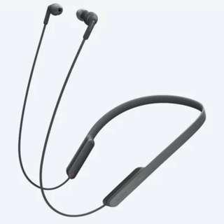 🚚 BRAND NEW SONY WIRELESS IN-EAR HEADPHONES (40% off retail selling price!)
