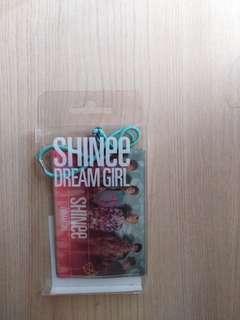 SHINEE - Card Case (Dream Girl) #3x100