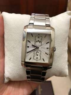 Guess stainless silver model 11054g1