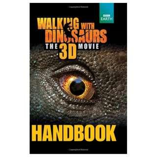 (Brand New) Walking with Dinosaurs Handbook [Walking with Dinosaurs] By: Calliope Glass