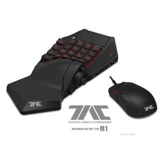 HORI TAC M1 Keyboard Mouse PS4 FPS
