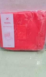 Travel Bag multi pouch