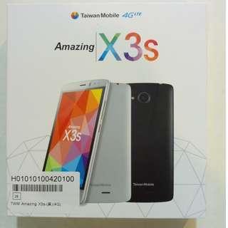 限自取 Taiwan Mobile Amazing X3s 智能手機【日式二手店 大和堂】