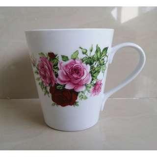 Flower Pattern Mug