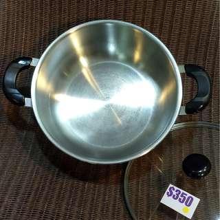 不鏽鋼鍋【日式二手店 大和堂】