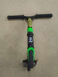 Oxelo Custom mini-me Freestyle Stunt scooter