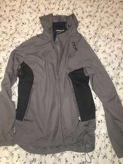 RBK Grey windbreaker