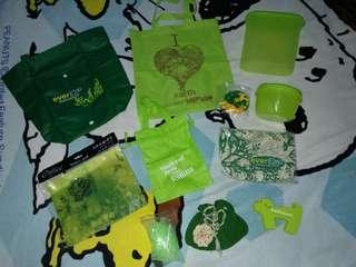[Nego/barter] Green stuff paket hijau