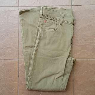 Edwin Slim Fit Khaki Pants Jeans