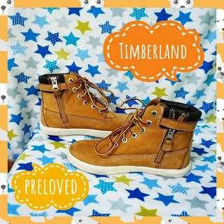 Timberland classic boots with zip