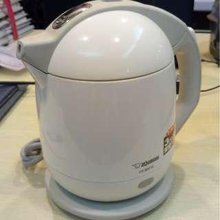 限自取 象印 1公升快煮電氣壺 CK-BAF10 白色【日式二手店 大和堂】