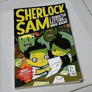 Sherlock Sam & The Sinister Letters In Bras Basah