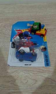 [INC POSTAGE] lot hotwheels: hw ride-ons (boom car)