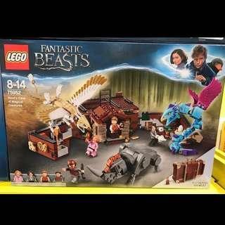 Lego 75952 Fantastic Beast Newt's Case of Magical Creatures