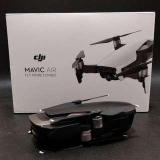 Mavic Air Fly More Combo (Onyx Black)