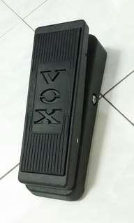 Guitar Effect Wah Paddle VOX