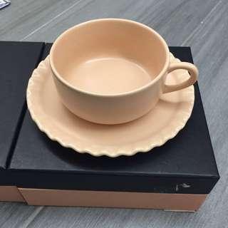 🈹️Nika Zupanc x Francfranc 杯碟套裝(原價2500yen一套)