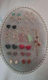 3 for $10!! Kr Style Earrings