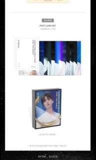 (SHARE) Wanna One ONE:THE WORLD TOUR DVD Postcard Set