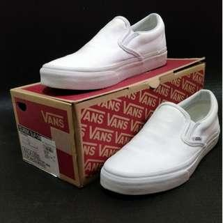 VANS Core Classic Slip-On White