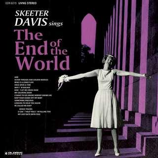 Looking for Skeeter Davis The End of the World Vinyl Lp
