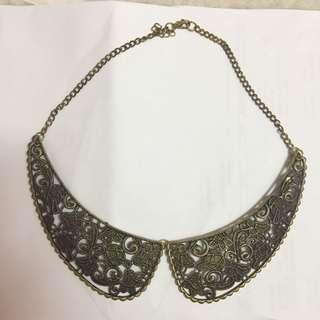 Collar necklace #3x100